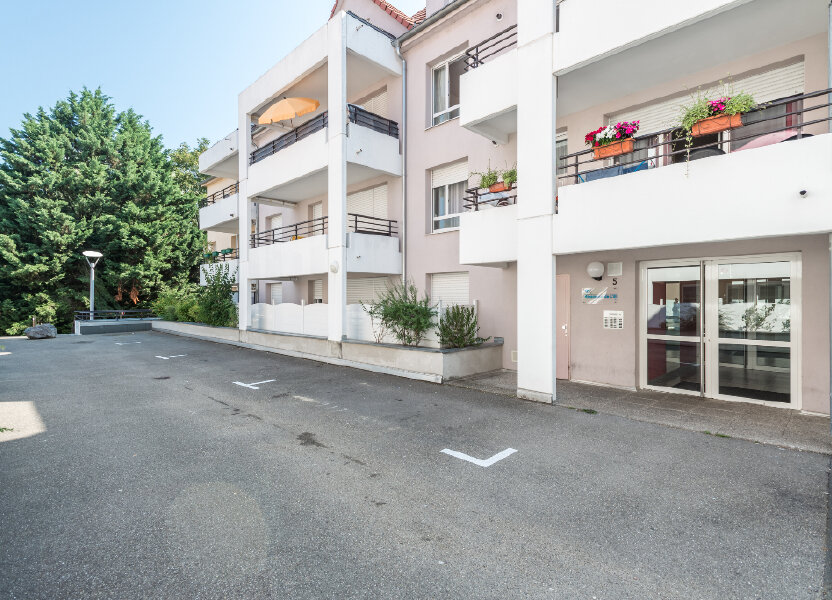 Appartement à vendre 81.45m2 à Erstein