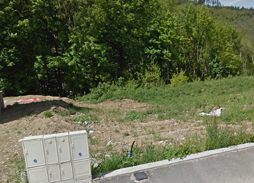 Terrain à vendre 531m2 à Sainte-Marie-aux-Mines