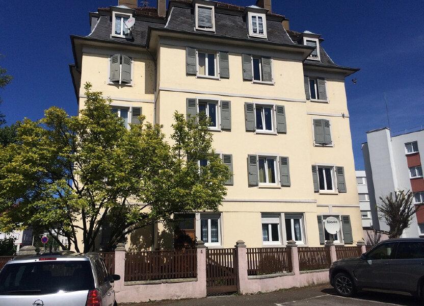 Appartement à vendre 81.34m2 à Mulhouse