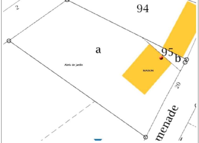 Maison à vendre 116m2 à Villé