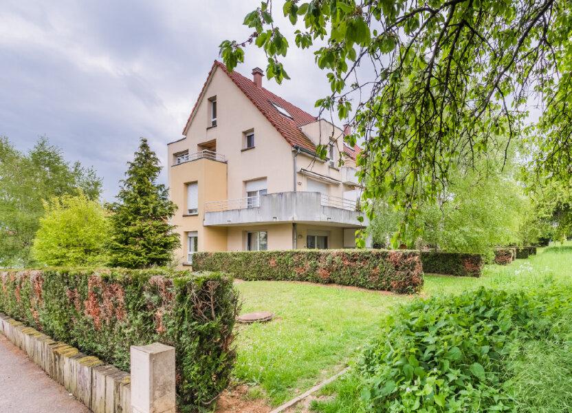 Appartement à vendre 64m2 à Bischoffsheim