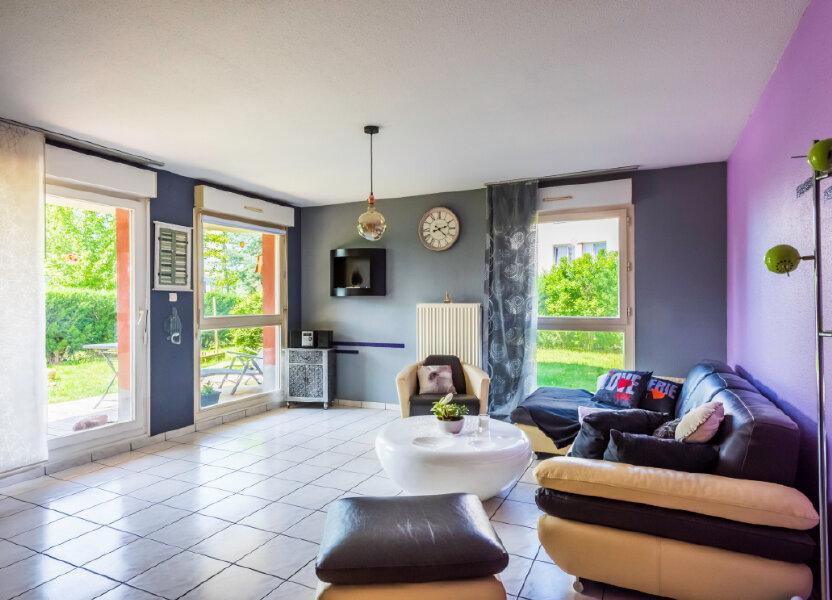 Appartement à vendre 77.76m2 à Colmar
