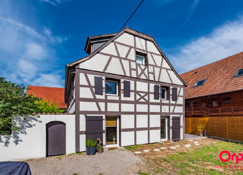 Maison à vendre 87m2 à Gerstheim