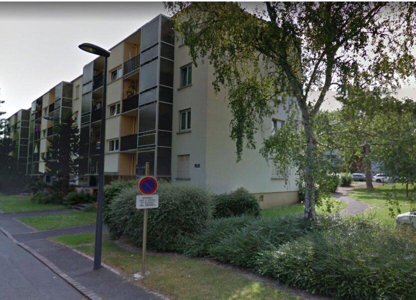 Appartement à vendre 75.47m2 à Mulhouse