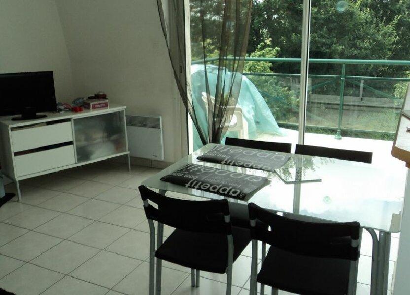 Appartement à louer 40m2 à Guingamp