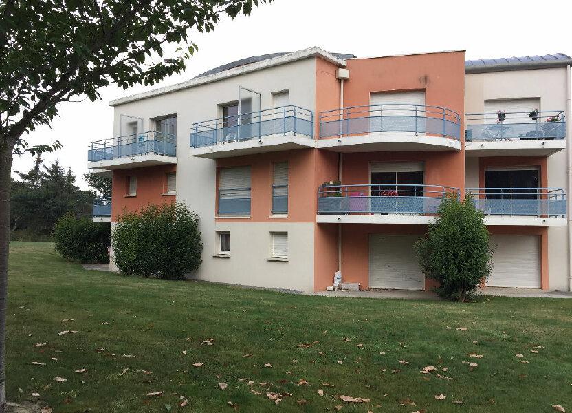 Appartement à louer 23m2 à Ploumagoar