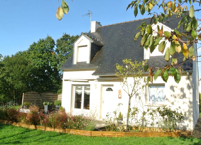 Maison à vendre 94m2 à Ploumilliau