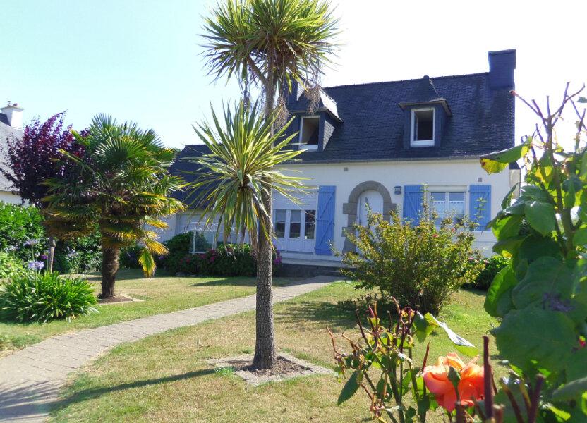 Maison à vendre 110m2 à Ploulec'h