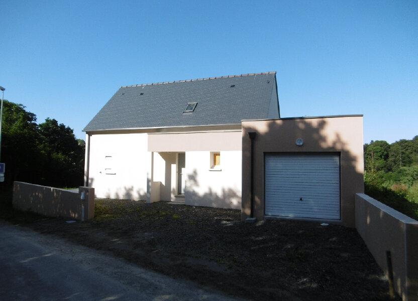 Maison à vendre 91m2 à Lannion