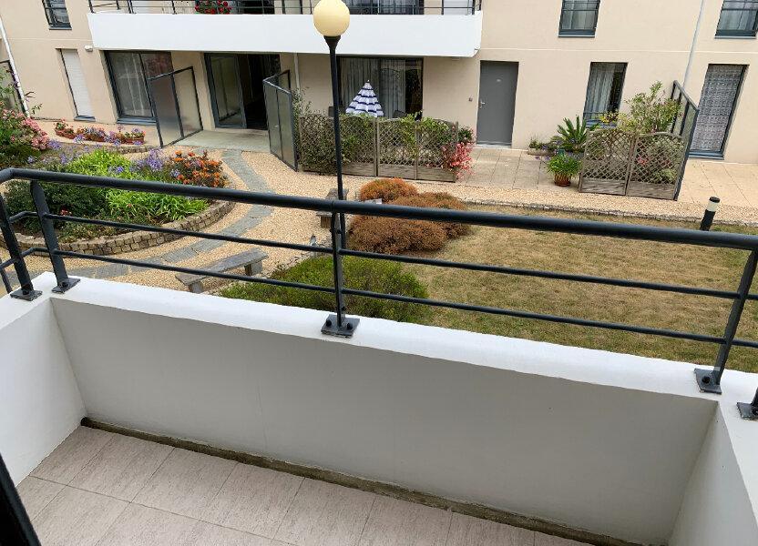 Appartement à louer 43m2 à Perros-Guirec