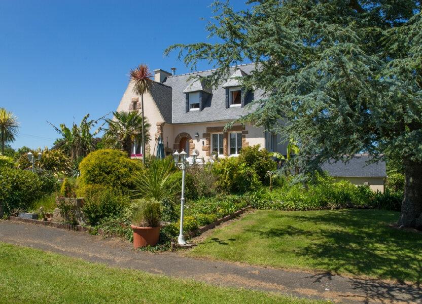 Maison à vendre 120m2 à Trélévern