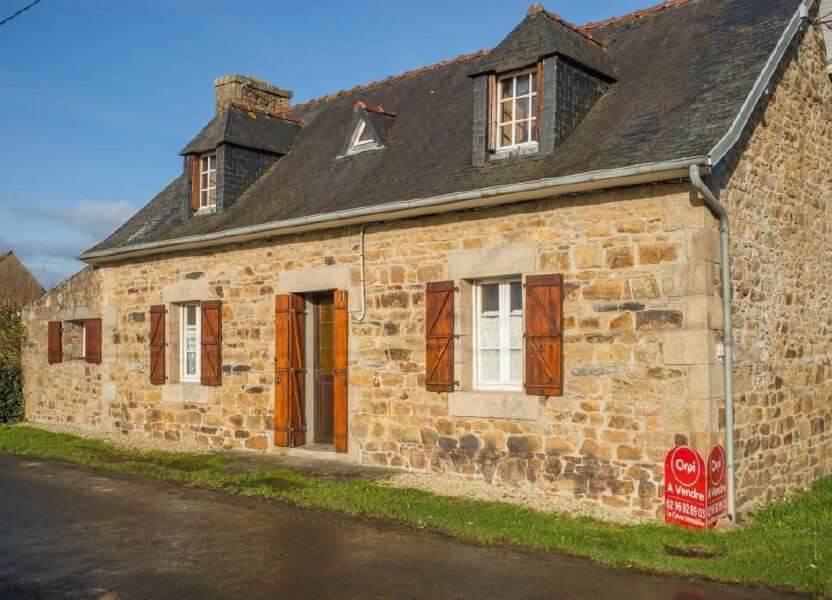 Maison à vendre 85m2 à Coatréven