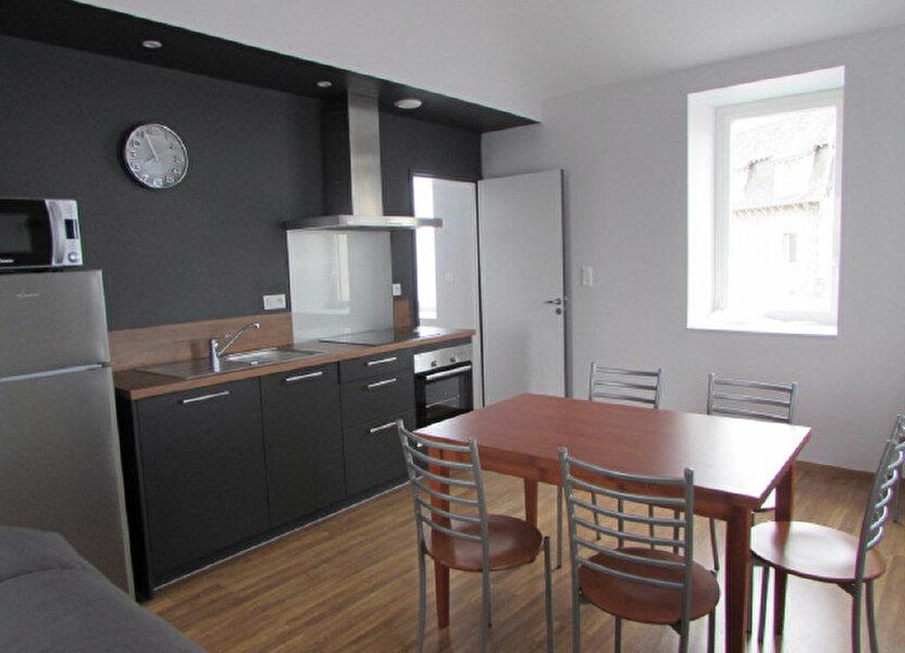Appartement à louer 51.8m2 à Trébeurden