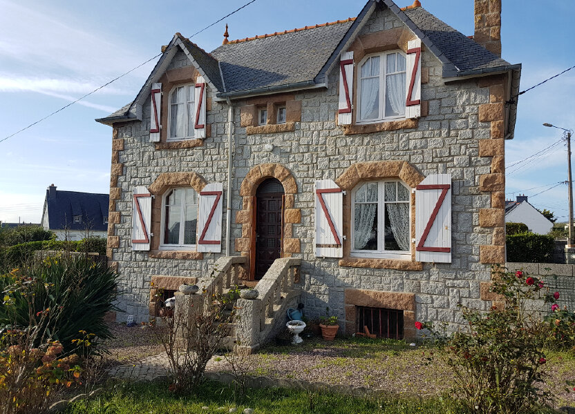 Maison à vendre 75m2 à Pleumeur-Bodou