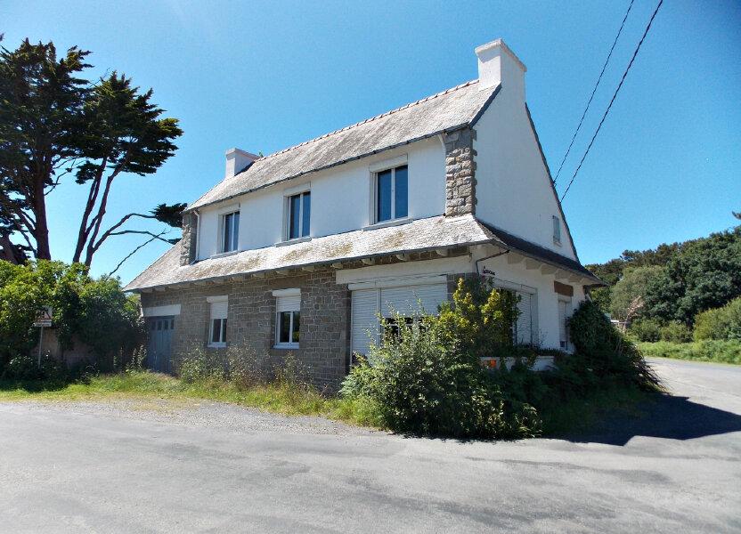 Maison à vendre 110m2 à Trébeurden