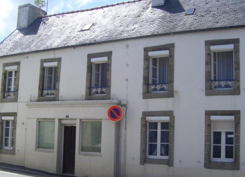 Maison à vendre 110m2 à Lanmeur