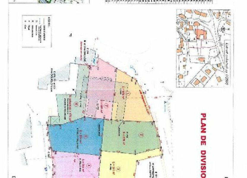 Terrain à vendre 575m2 à Lannion
