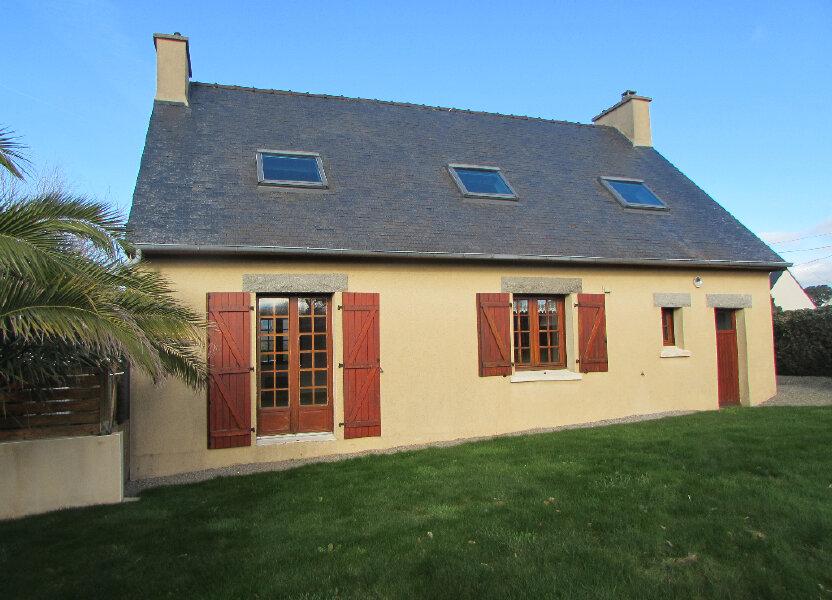 Maison à vendre 100m2 à Plougasnou