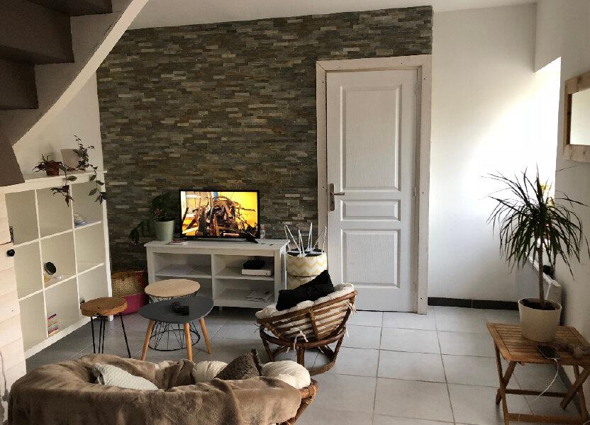Maison à louer 47m2 à Pleumeur-Bodou