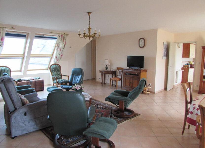 Appartement à vendre 92.85m2 à Lannion