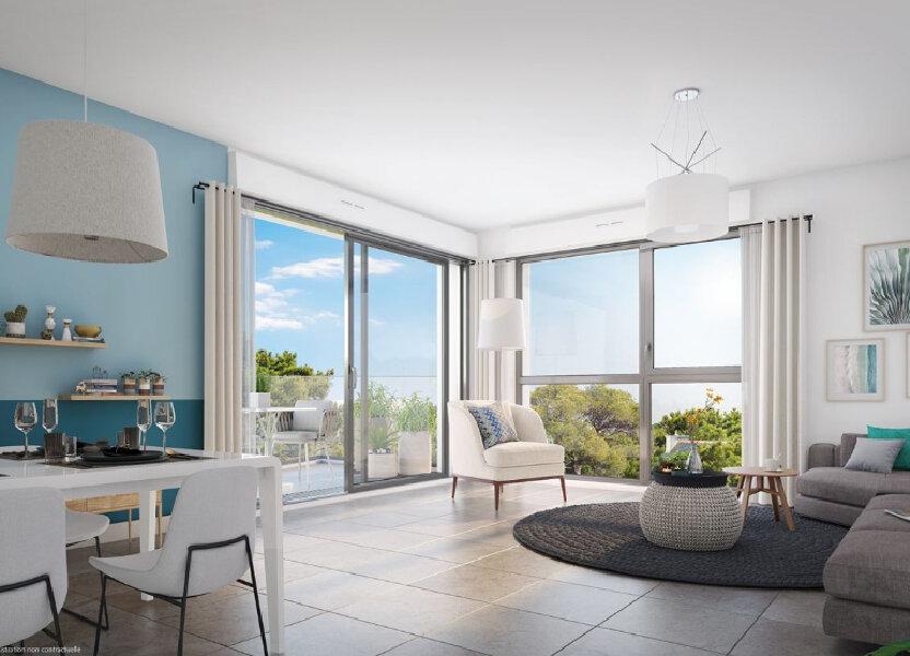 Appartement à vendre 66.5m2 à Trébeurden