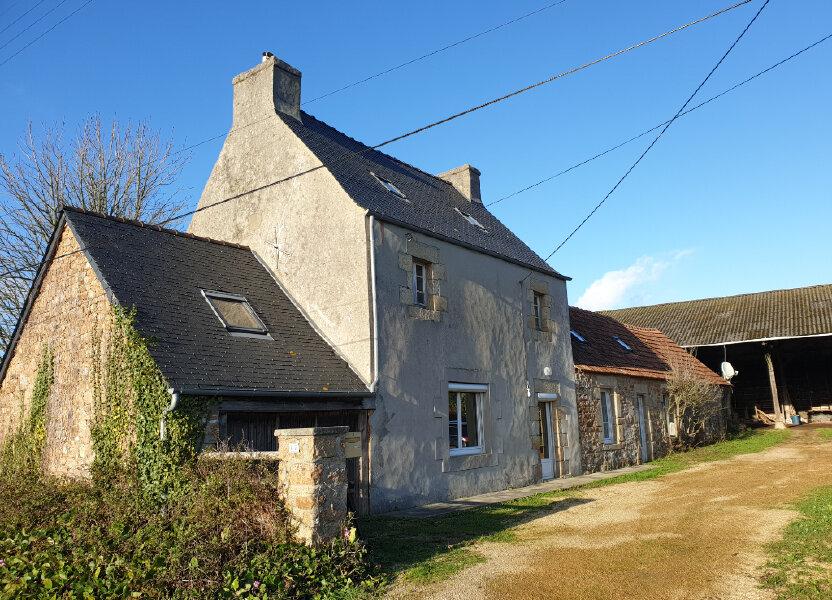Maison à vendre 130m2 à Plougasnou