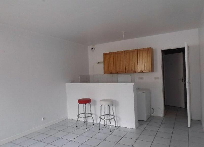 Appartement à louer 28m2 à Guingamp