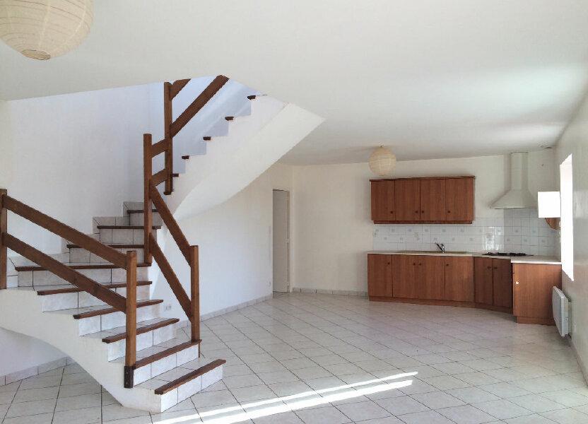 Maison à louer 90m2 à Poullaouen