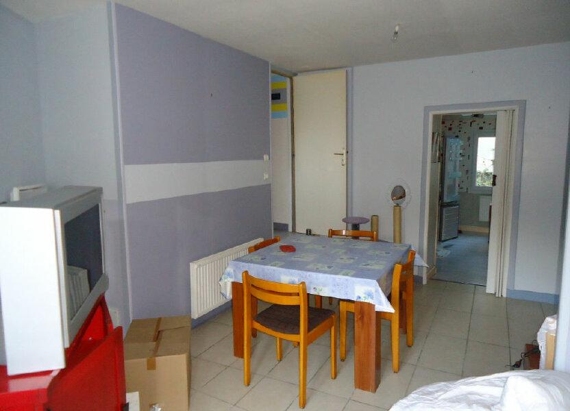 Maison à vendre 55m2 à Rostrenen