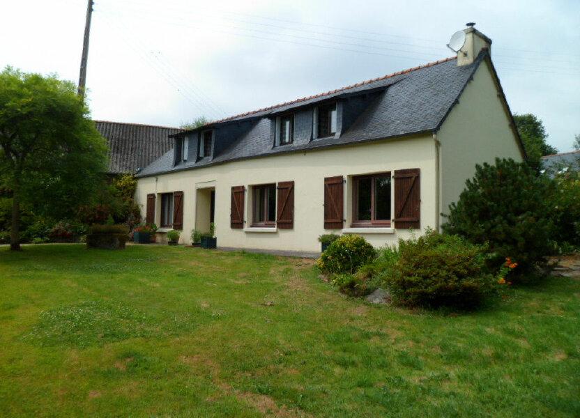 Maison à vendre 129m2 à Kergrist-Moëlou