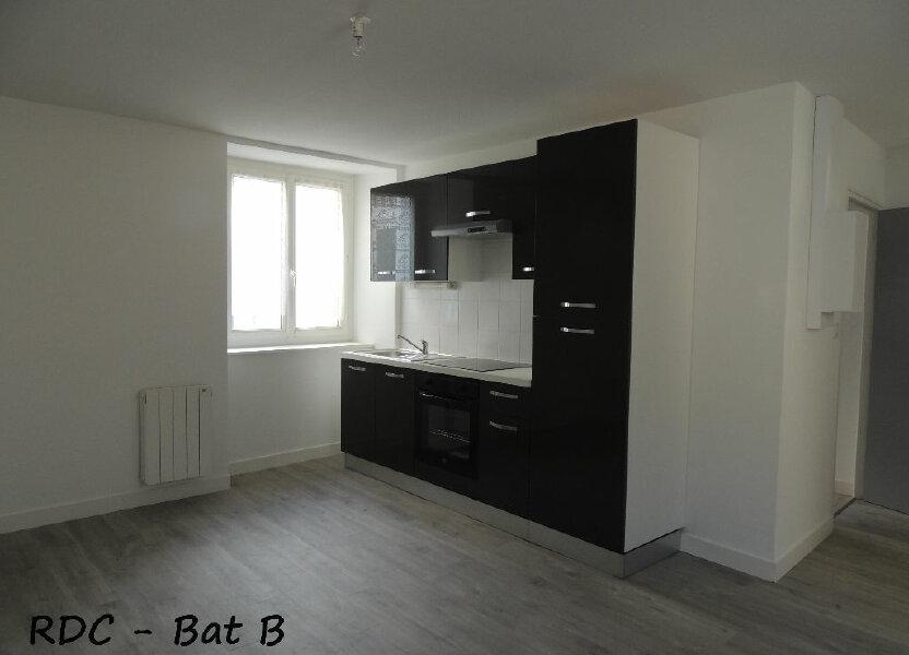 Appartement à louer 59m2 à Carhaix-Plouguer