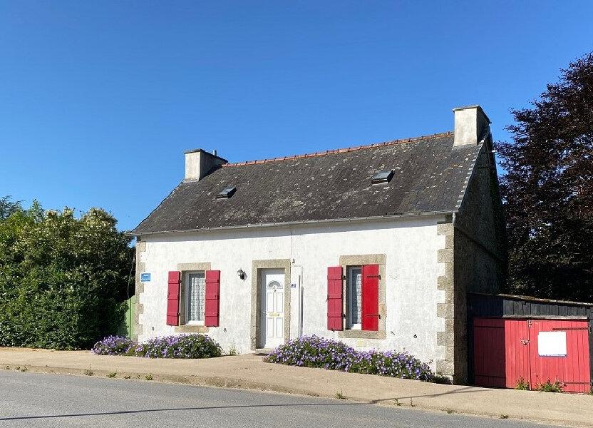 Maison à vendre 120m2 à Poullaouen