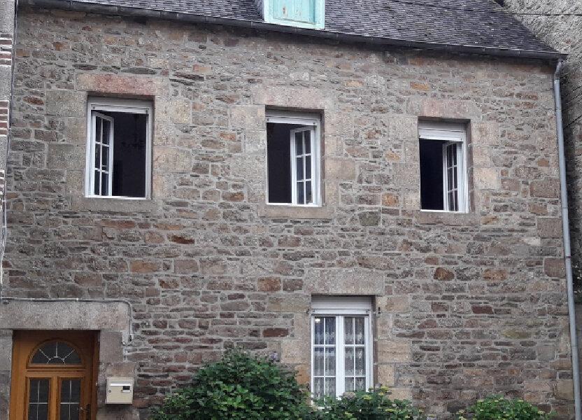 Maison à vendre 68m2 à Guingamp