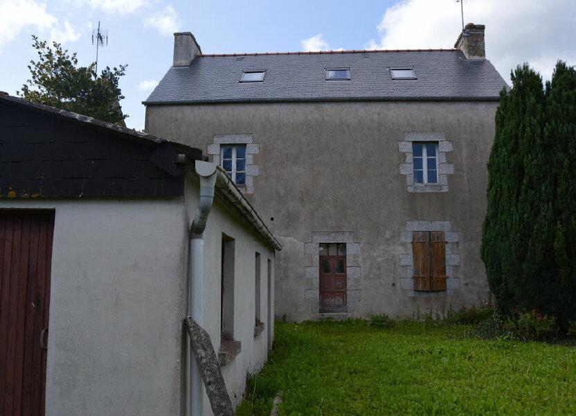 Maison à vendre 97m2 à Plounévez-Quintin