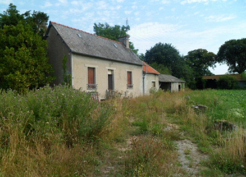 Maison à vendre 50m2 à Rostrenen