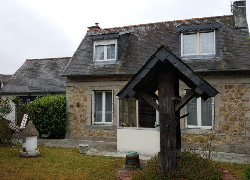 Maison à vendre 85m2 à Guingamp