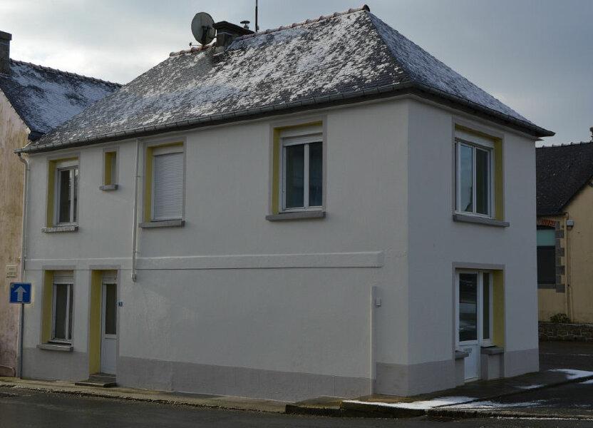 Maison à vendre 83.88m2 à Plounévez-Quintin