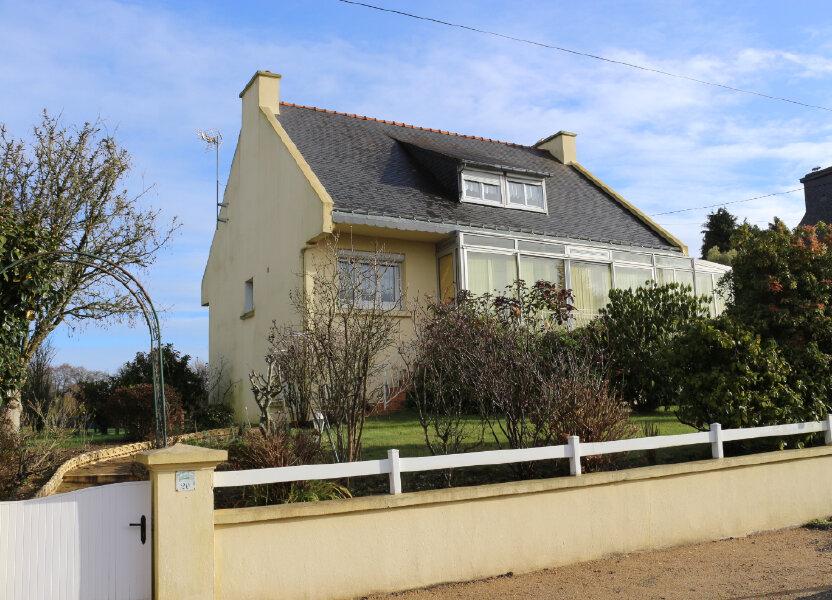 Maison à vendre 128m2 à Maël-Carhaix