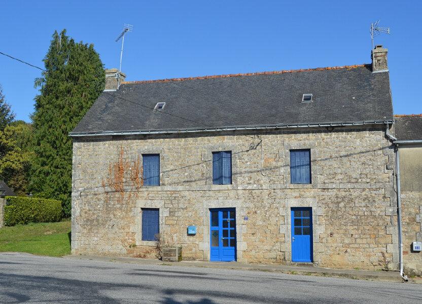 Maison à vendre 166.63m2 à Glomel