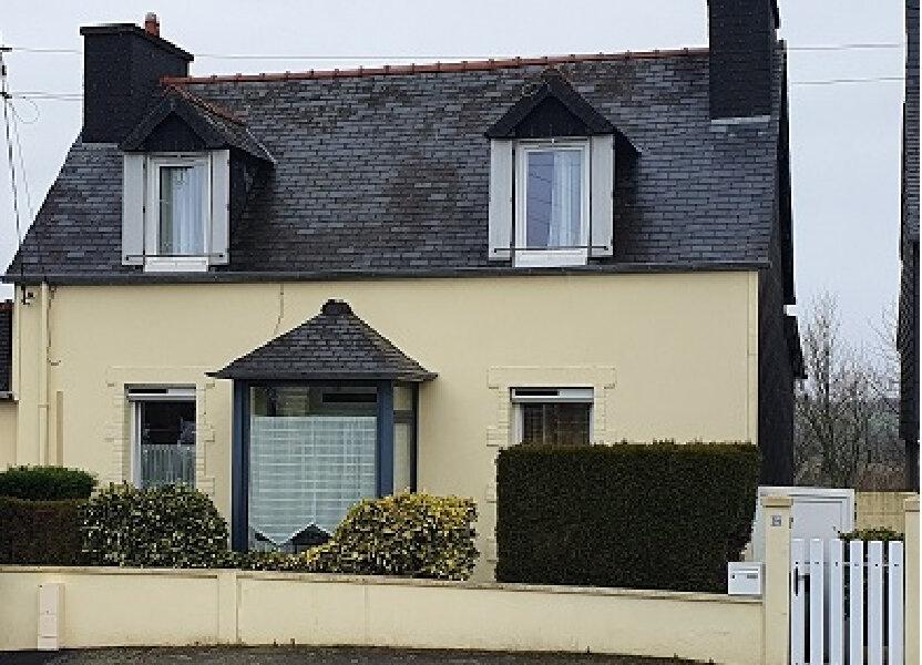 Maison à vendre 82m2 à Carhaix-Plouguer