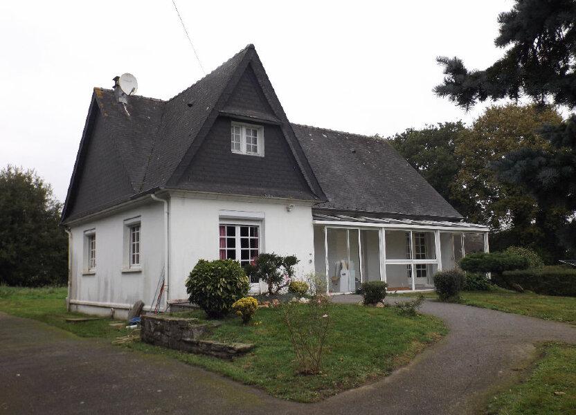 Maison à vendre 82m2 à Spézet