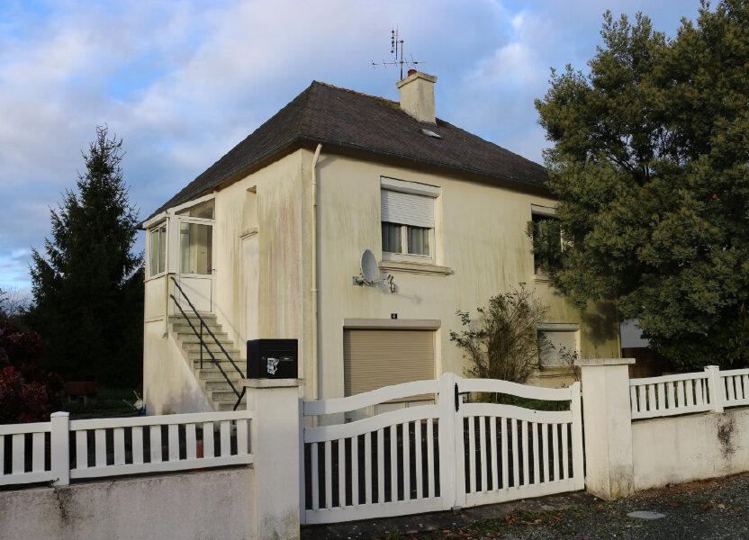 Maison à vendre 86m2 à Maël-Carhaix