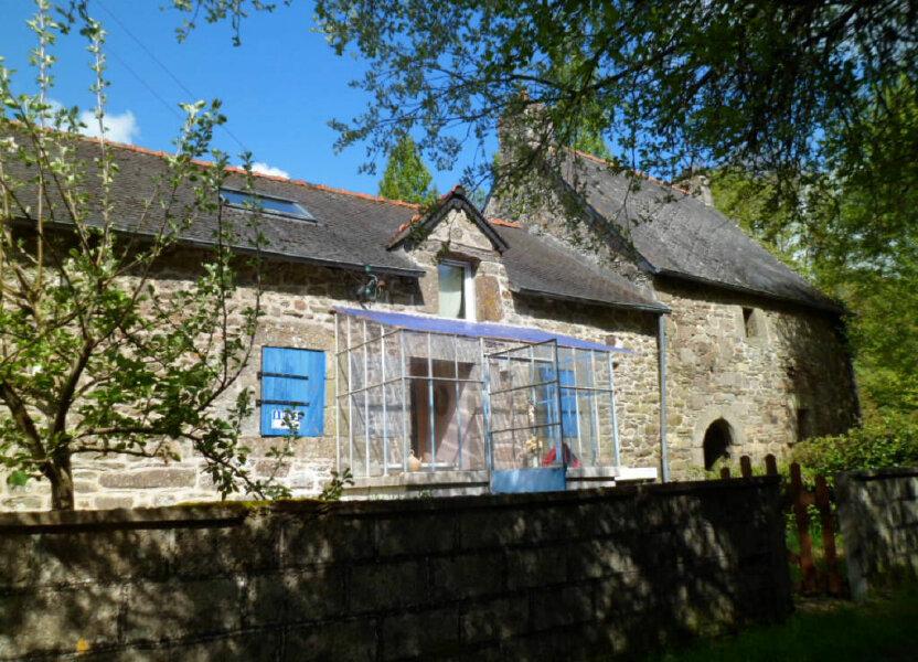Maison à vendre 79.7m2 à Rostrenen