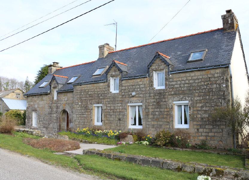 Maison à vendre 134m2 à Mellionnec