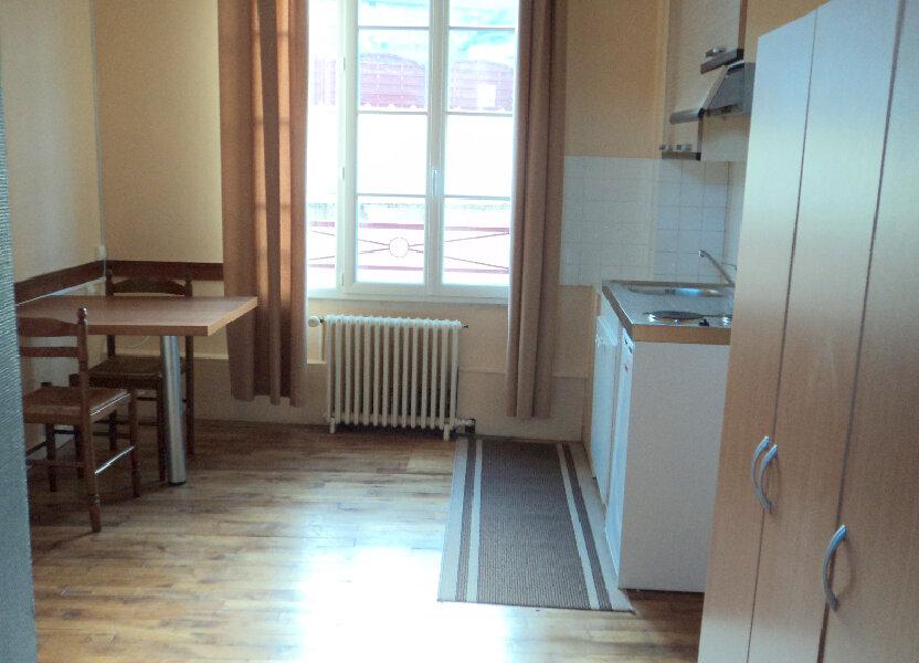 Appartement à louer 16.67m2 à Guingamp