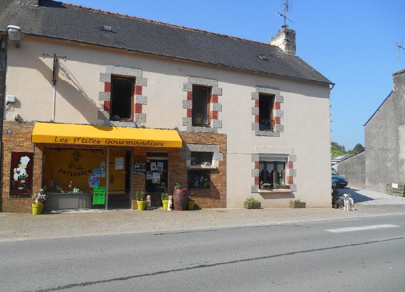 Maison à vendre 138m2 à Plouguernével