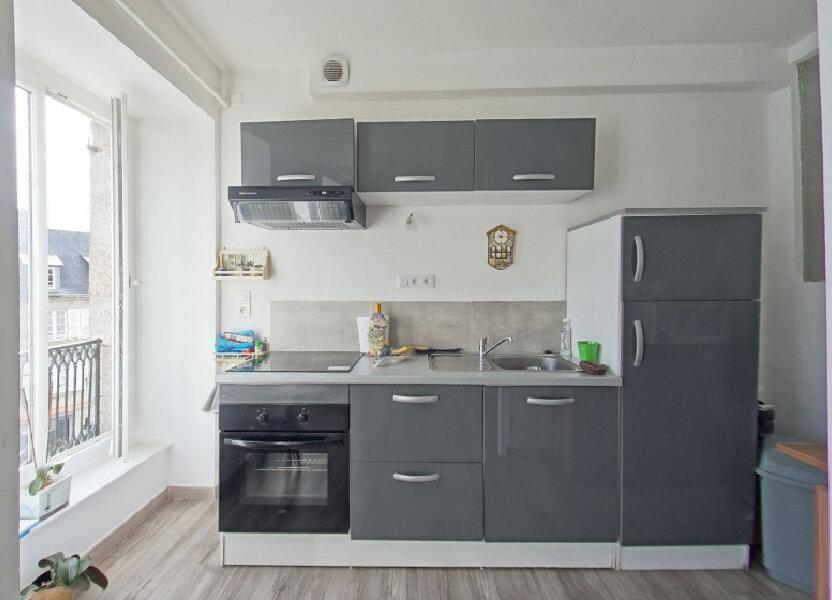 Appartement à vendre 52.35m2 à Guingamp