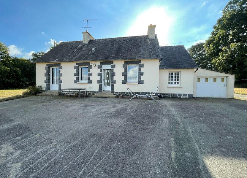 Maison à vendre 94m2 à Gouarec