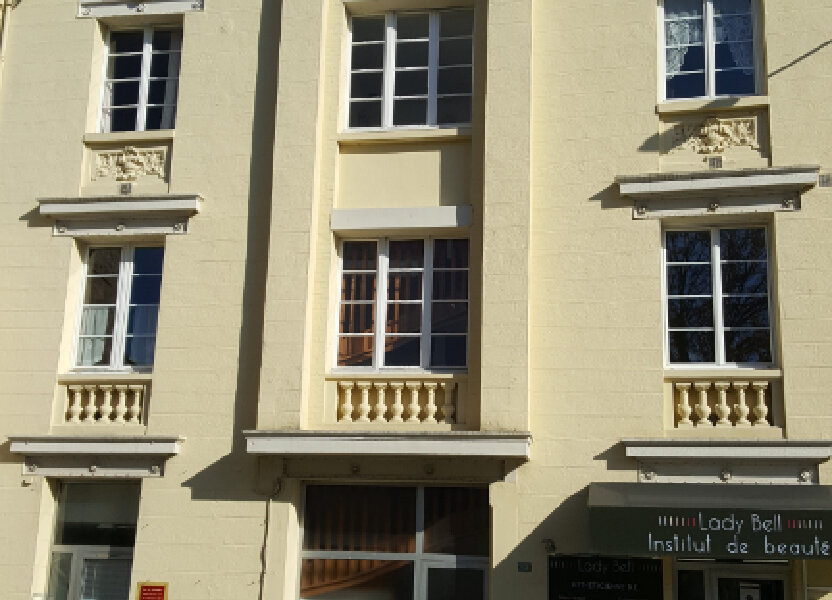 Appartement à vendre 51m2 à Guingamp