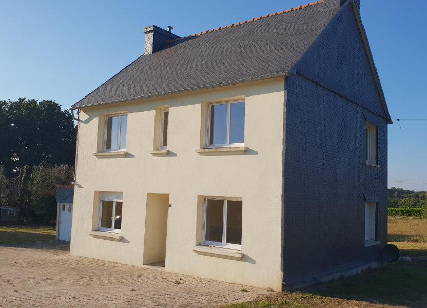 Maison à louer 112.62m2 à Locarn